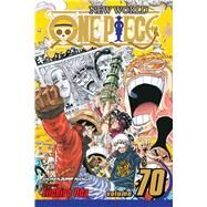One Piece, Vol. 70 by Oda, Eiichiro; Oda, Eiichiro, 9781421564609