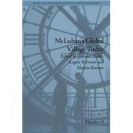 McLuhan's Global Village Today: Transatlantic Perspectives by Krewani,Angela, 9781848934610