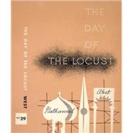The Day of the Locust by West, Nathanael, 9780811224611