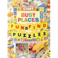 Busy Places by Rutherford, Peter, 9781861474612
