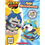 Epic Showdowns (Yo-Kai Watch) by Rusu, Meredith, 9781338054613