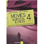 Movies and Mental Illness by Wedding, Danny; Niemiec, Ryan M., 9780889374614