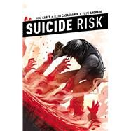 Suicide Risk Vol. 4 by Carey, Mike; Casagrande, Elena, 9781608864614