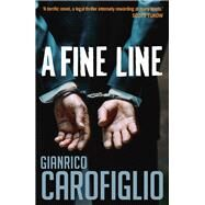A Fine Line by Carofiglio, Gianrico; Curtis, Howard, 9781908524614