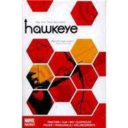 Hawkeye Volume 2 by Fraction, Matt; Francavilla, Francesco; Aja, David; Wu, Annie; Eliopoulos, Chris, 9780785154617