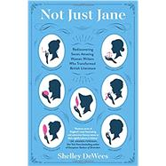 Not Just Jane by Dewees, Shelley, 9780062394620