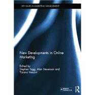 New Developments in Online Marketing by Tagg; Stephen, 9780415754620