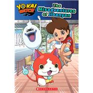 The Misadventures of Jibanyan (Yo-kai Watch: Chapter Book) by Howard, Kate, 9781338054620