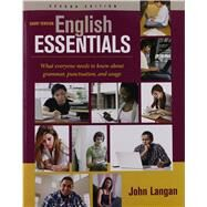 English Essentials, Short Version -with Student Access Kit by Langan, John, 9781591944621