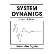 System Dynamics by Ogata, Katsuhiko, 9780131424623