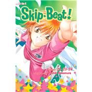Skip Beat! (3-in-1 Edition), Vol. 8 Includes volumes 22, 23 & 24 by Nakamura, Yoshiki, 9781421564623