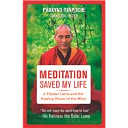 Meditation Saved My Life A Tibetan Lama and the Healing Power of the Mind by Rinpoche, Phakyab; Stril-Rever, Sofia, 9781608684625