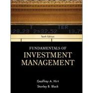 Fundamentals of Investment Management by Hirt, Geoffrey; Block, Stanley, 9780078034626