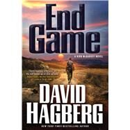 End Game A Kirk McGarvey Novel by Hagberg, David, 9780765334626