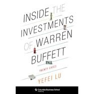 Inside the Investments of Warren Buffett by Lu, Yefei, 9780231164627
