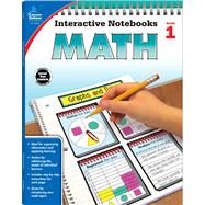 Math, Grade 1 by Carson-dellosa Publishing, 9781483824628