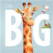 Little Big by Bentley, Jonathan, 9780802854629