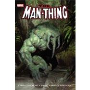 Man-Thing Omnibus by Thomas, Roy; Conway, Gerry; Gerber, Steve; Isabella, Tony; Morrow, Garry, 9780785164630
