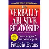 The Verbally Abusive Relationship by Evans, Patricia, 9781440504631