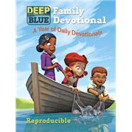 Deep Blue Family Devotional by Not Available (NA), 9781501804632
