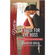 A Bride for the Boss by Child, Maureen, 9780373734634