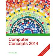 New Perspectives on Computer Concepts 2015 by Parsons, 9781285764634