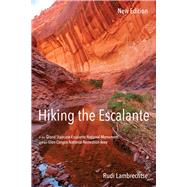 Hiking the Escalante by Lambrechtse, Rudi; Stitzer, Linda; Blue, Jenny (CON), 9781607814634