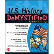 U.S. History DeMYSTiFieD by Muntone, Stephanie, 9780071754637