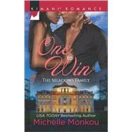 One to Win by Monkou, Michelle, 9780373864638
