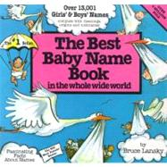 Best Baby Name Book In The Whole World by Vicki Lansky, 9780671544638