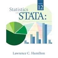 Statistics with STATA Version 12 by Hamilton, Lawrence C., 9780840064639