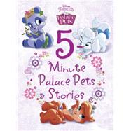 Palace Pets 5-Minute Palace Pets Stories by Disney Book Group, 9781484704639