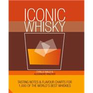 Iconic Whisky: Tasting Notes & Flavour Charts for 1,500 of the World's Best Whiskies by Mald, Cyrille; Vingtier, Alexandre, 9781910254639