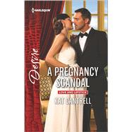A Pregnancy Scandal by Cantrell, Kat, 9780373734641