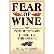 Fear of Wine by BRENNER, LESLIETEAGUE, LETTIE, 9780553374643