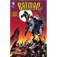 Batman Beyond: Justice Lords Beyond by HIGGINS, KYLEGAGE, CHRISTOS, 9781401254643