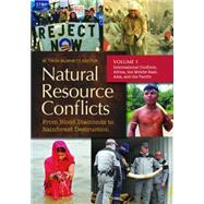 Natural Resource Conflicts by Burnett, Mark, 9781610694643