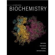 Biochemistry by Mathews, Christopher K.; van Holde, Kensal E.; Appling, Dean R.; Anthony-Cahill, Spencer J., 9780138004644