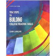 Ten Steps to Building College Reading Skills, 6/e by John Langan, 9781591944645