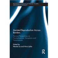 Assisted Reproduction Across Borders: Feminist Perspectives on Normalizations, Disruptions and Transmissions by Lie; Merete, 9781138674646