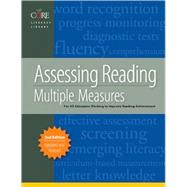 Assessing Reading: Multiple Measures by Core Literacy Ser, 9781571284648