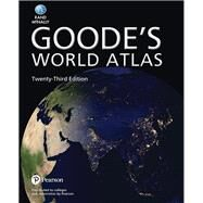 Goode's World Atlas by Rand McNally, 9780133864649