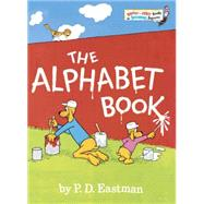 The Alphabet Book by EASTMAN, P.D., 9780375974649