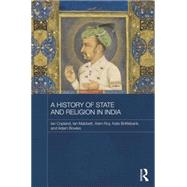 A History of State and Religion in India by Copland; Ian, 9781138844650