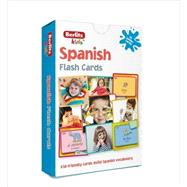 Berlitz Language Spanish Study Cards by Apa Publications Limited, 9781780044651