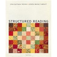 Structured Reading by Troyka, Lynn Quitman; Thweatt, Joe Wayne, 9780205244652