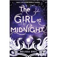 The Girl at Midnight by Grey, Melissa, 9780385744652