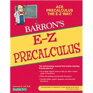 Barron's E-Z Precalculus by Leff, Lawrence S., 9780764144653