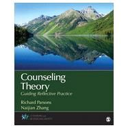 Counseling Theory by Parsons, Richard D.; Zhang, Naijian, 9781452244655