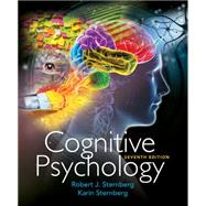 Cognitive Psychology by Sternberg, Robert J., 9781305644656